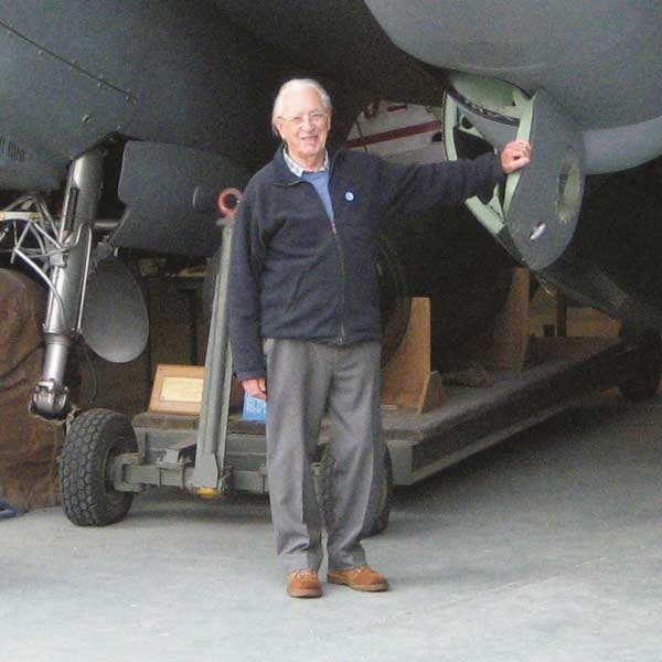Dick Whittingham in 2008