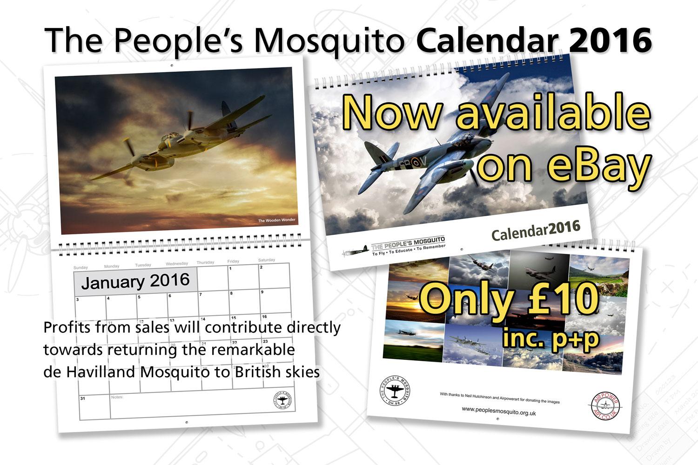 Calendar ad