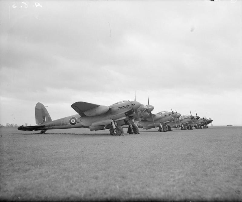 B Mk.XVI line-up