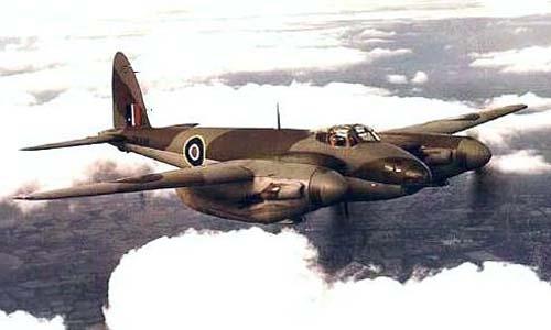 Mosquito B Mk. XXV KB437 (source backtonormandy.org)