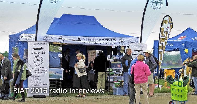 RIAT interviews