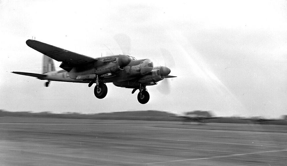 NF36 landing