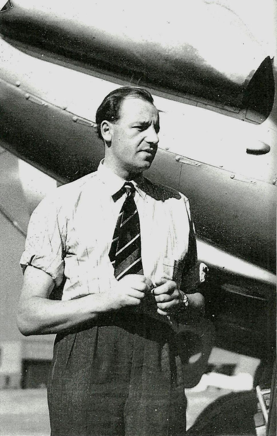 Geoffrey De Havilland Jr