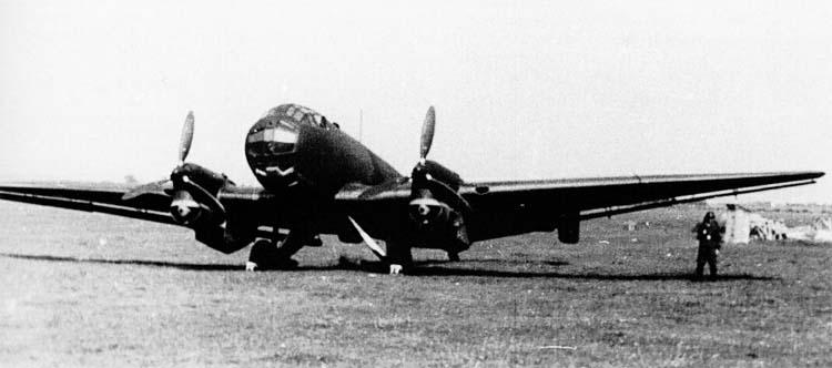 Junkers Ju86P