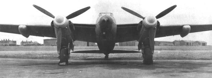 Mossie Mk XVIII