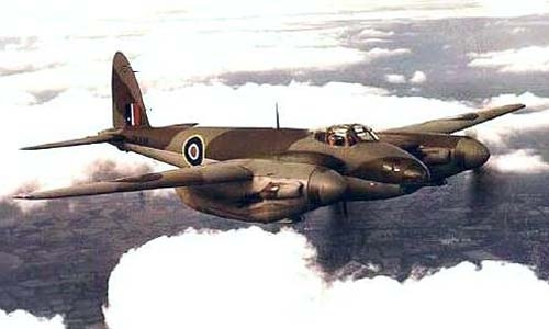 Mosquito B Mk. XXV KB437 (source backtonormandy.org)